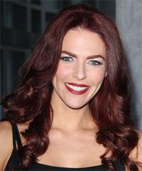 Melanie Specht Hairstyle