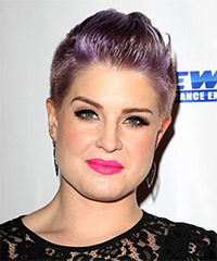 Kelly Osbourne - Short Straight