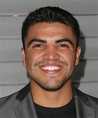 Victor Ortiz - Short Straight
