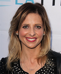 Sarah Michelle Gellar - Medium Straight