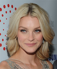 Jessica Stam Hairstyle