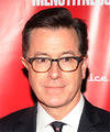 Stephen Colbert Hairstyle