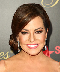 Robin Meade - Updo Long Straight