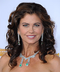 Kathy Ireland - Long Curly