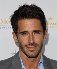 Brandon Beemer Hairstyle