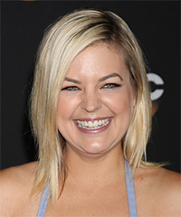 Kirsten Storms - Medium Straight Casual