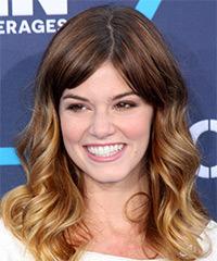 Rachel Melvin Hairstyle