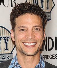 Justin Guarini - Short Curly