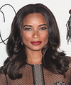 Rochelle Aytes Hairstyle