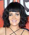 Mina Rica Hairstyle