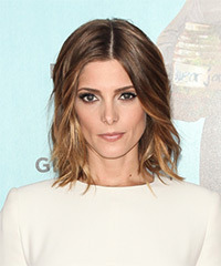 Ashley Greene - Medium Wavy