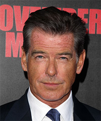 Pierce Brosnan - Short Straight Formal
