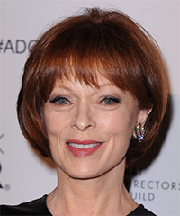Frances Fisher - Short Straight Formal