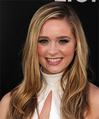 Greer Grammer - Long Straight Casual