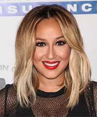 Adrienne Bailon - Medium Straight