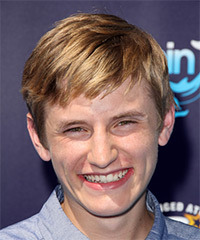 Nathan Gamble Hairstyles