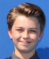 Jacob Hopkins Hairstyle