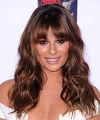 Lea Michele - Long Wavy Casual