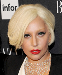 Lady Gaga - Short Straight Formal