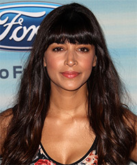 Hannah Simone - Long Straight