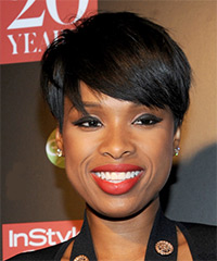Jennifer Hudson - Short Straight Formal