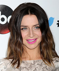 Caterina Scorsone - Medium Straight