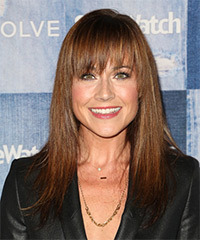 Nikki Deloach - Long Straight