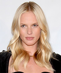 Anne Vyalitsyna - Long Wavy