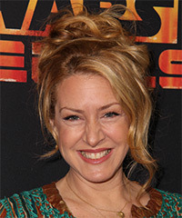 Joely Fisher - Updo Long Curly