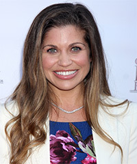 Danielle Fishel - Long Straight