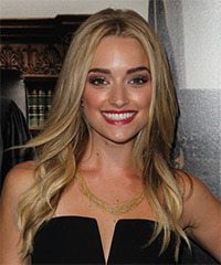 Brianne Howey Hairstyles