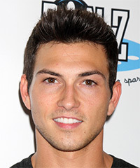 Robert Scott Wilson Hairstyles