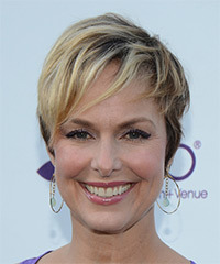 Melora Hardin - Short Straight