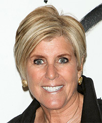 Suze Orman - Short Straight