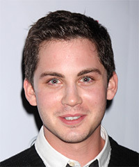 Logan Lerman - Short Straight