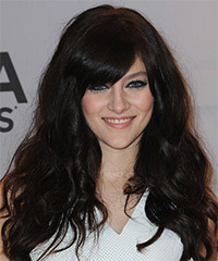 Aubrey Peeples - Long Wavy