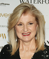 Arianna Huffington - Medium Straight