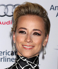 Karine Vanasse - Short Straight