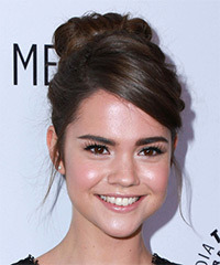Maia Mitchell - Long Wedding