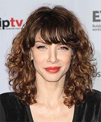 Romina Gaetani Hairstyles