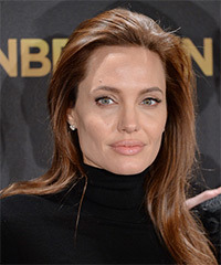 Angelina Jolie - Long Straight