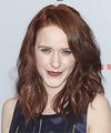 Rachel Brosnahan Hairstyles