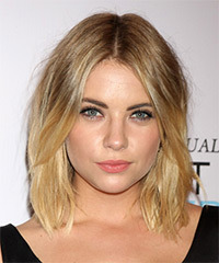 Ashley Benson - Medium Straight