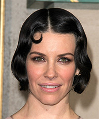 Evangeline Lilly - Short Wavy