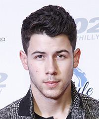 Nick Jonas - Short Wavy