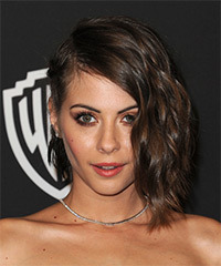 Willa Holland Hairstyles