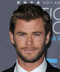 Chris Hemsworth - Short