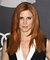 Sarah Rafferty Hairstyles