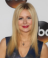 Justine Lupe Hairstyles