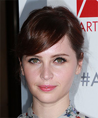 Felicity Jones - Long Straight